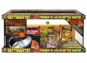 ReptiHabitat kit Dragon Barbu 91x46x46cm Zoomed