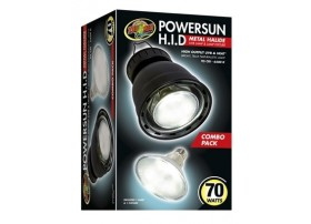 Support COMBO PACK POWERSUN + Lampe H.I.D 70W