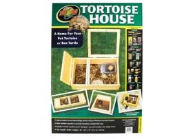 TORTOISE HOUSE 91x61x30.5 cm ZOOMED