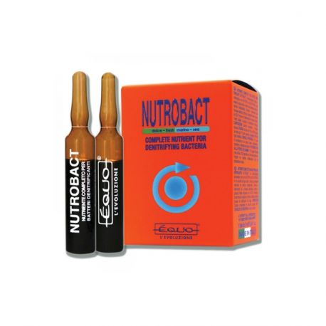 NUTROBACT 5ml 24 ampoules EQUO