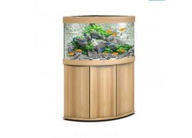 JUWEL Aquarium trigon 190 led - chêne clair 190L