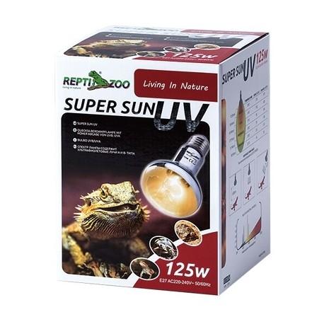 Lampe Supersun Uva + Uvb160W - Reptizoo
