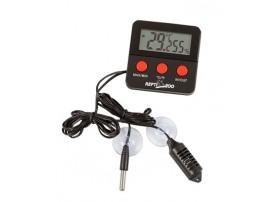 Thermometre + Hygrometre Digital Avec Sonde - Reptizoo