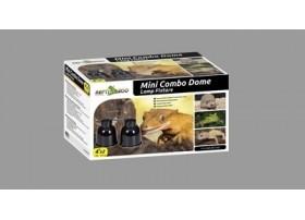 Mini Combo Dome Pour Lampe En Ceramique - REPTIZOO