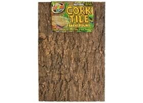 Natural Cork Tile Background 30X46Cm