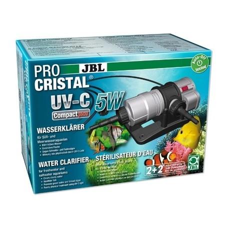 Sterilisateur Procristal Compact Plus Uv-C 5W - JBL