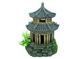 Temple Japonais 14x14x18cm