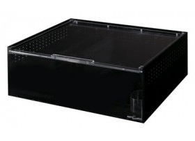 Terrarium ACRYLIQUE NOIR 40x30x15cm REPTIZOO