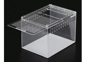 Terrarium ACRYLIQUE TRANSPARENT 15x20x15cm REPTIZOO
