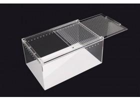 Terrarium ACRYLIQUE TRANSPARENT 30x20x15cm REPTIZOO