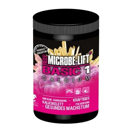 Microbe-lift (Reef) Basic 1 Calcium 400g