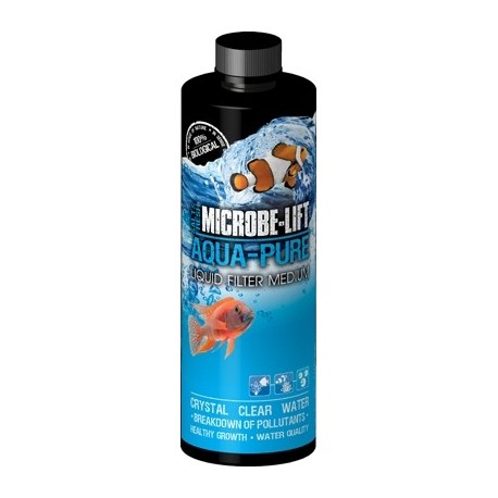 Microbe-Lift (Salt & Fresh) Aqua-Pure 473ml