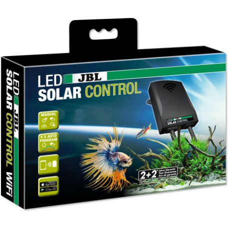 LED SOLAR Control Wifi JBL