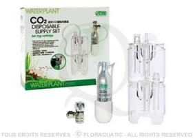Ista - Kit de diffusion CO2 16gr (bouteille jetable)