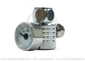 Ista - Mini régulateur de CO2 avec manomètre