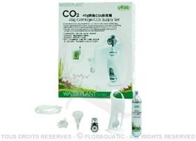 Ista - Kit de diffusion CO2 45gr (bouteille jetable)