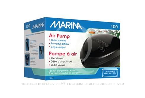 MARINA - Pompe à air 100