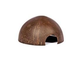 Abris à crabes noix de coco surface lisse