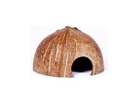Abris à crabes noix de coco surface naturelle