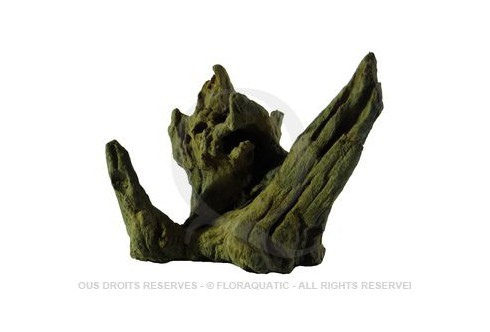 Racine Nue Black Drift Wood M [15 cm - 20 cm]