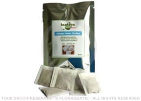Tantora - Feuilles de catappa en sachet de thé (20 sachets)