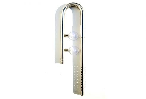 Canne d'aspiration en inox 13 mm