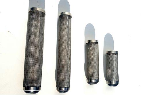Grille de protection pour canne d'aspiration 12 mm