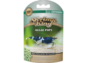 DENNERLE Shrimp King Algae Pops 40g