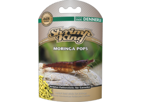DENNERLE Shrimp King Moringa Pops 40g