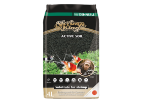 DENNERLE Shrimp king Active Soil brown 8L