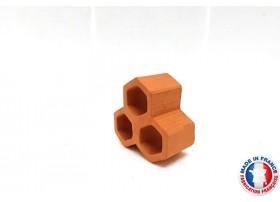 Abris Céramique Hexagonal Triple S (3cm)