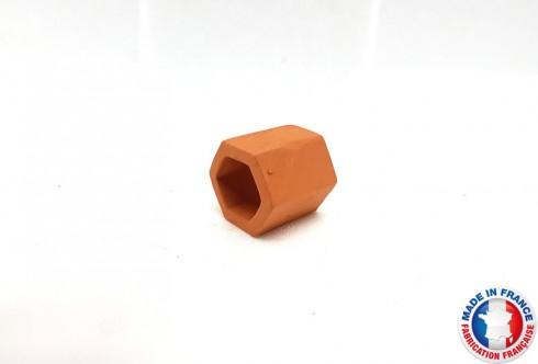 Abris Céramique Hexagonal Triple L (10cm)