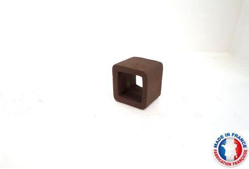 Abris Céramique Carré Simple S (3cm)