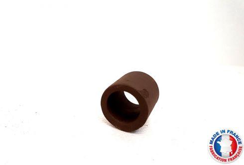 Abris Céramique Noir Cylindrique Simple S (3cm)