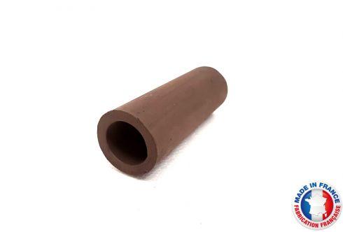 Abris Céramique Noir Cylindrique Simple L (10cm)