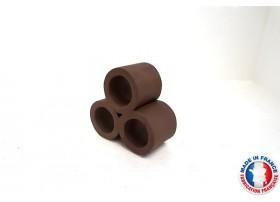 Abris Céramique Noir Cylindrique Triple S (3cm)