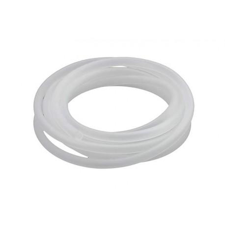 Tuyau silicone transparent 4-6 mm au mètre